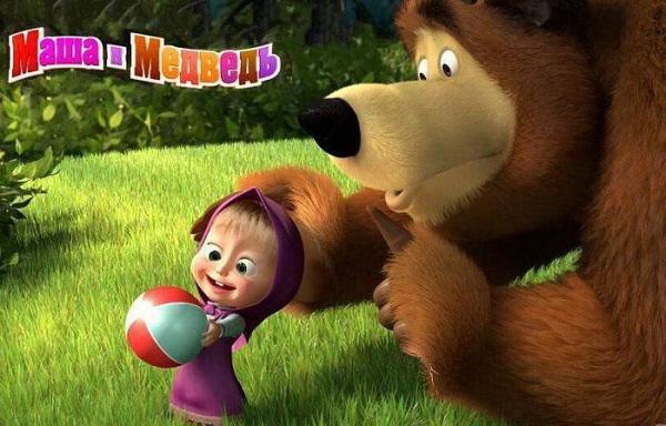 смотреть новые серии машу и медведь: